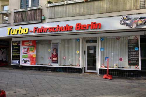 Schöneberg Fahrschule Berlin