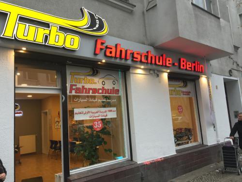 Turbo-Fahrschule Berlin